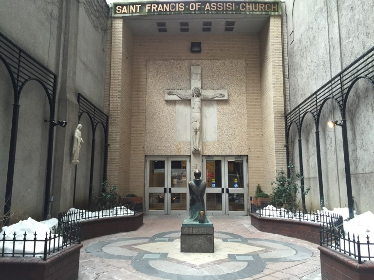 st francis of assisi church new york