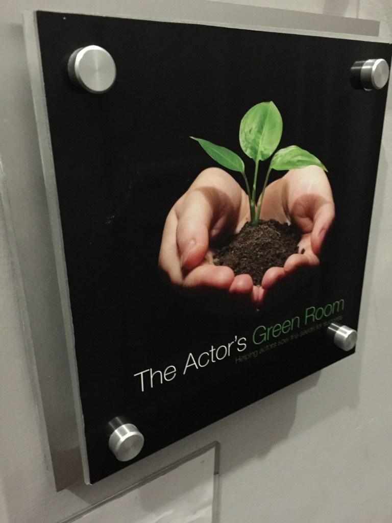 Actor's Green Room