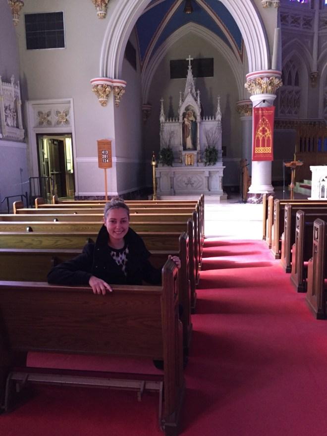 St Henry's Catholic Church New Jersey