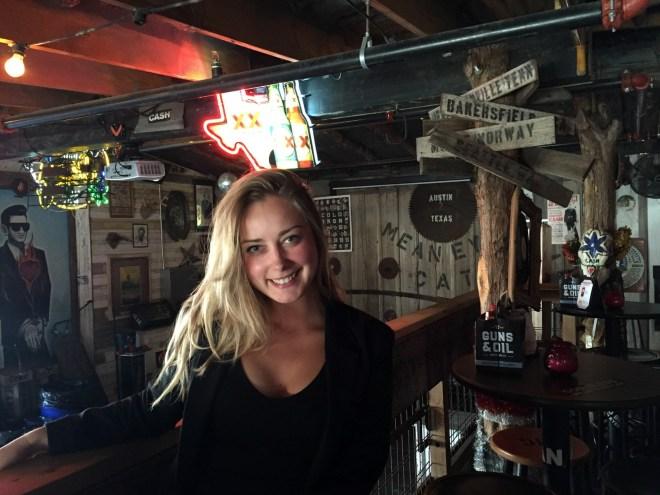 Mean-Eyed Cat Bar Austin