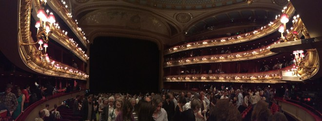 Royal Opera London