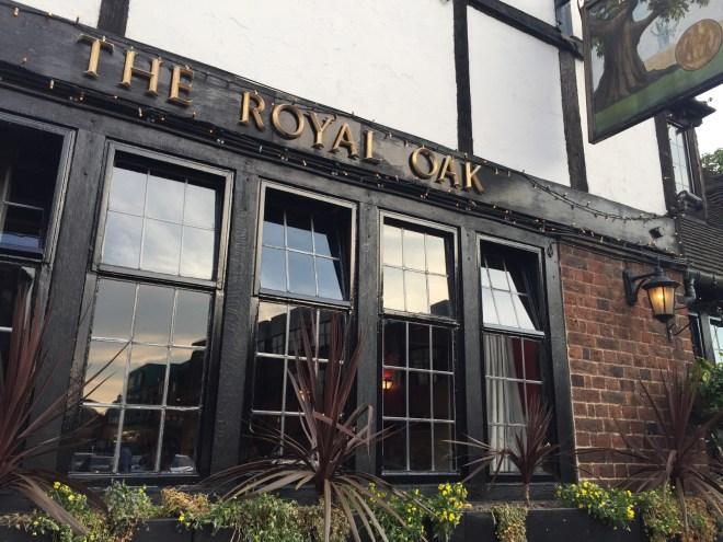 Royal Oak Windsor