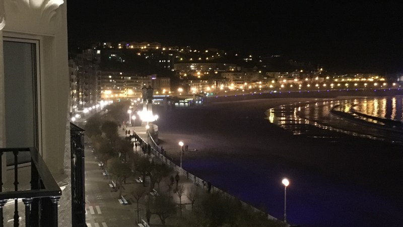 Photo: San Sebastián Nightclub on The Water's Edge