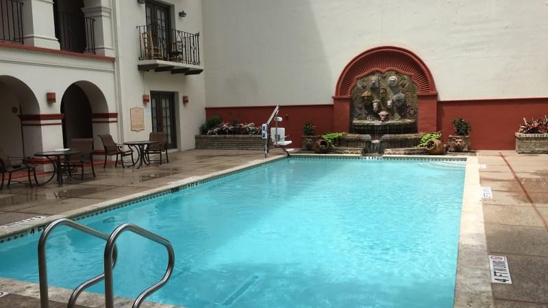 See San Antonio: La Mansion Del Rio Pool