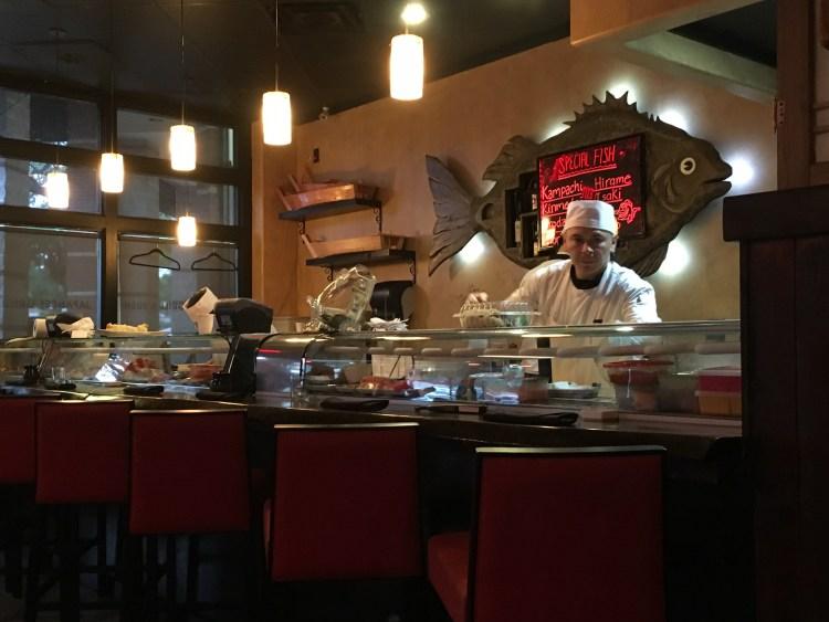 Izumi Sushi + Grill