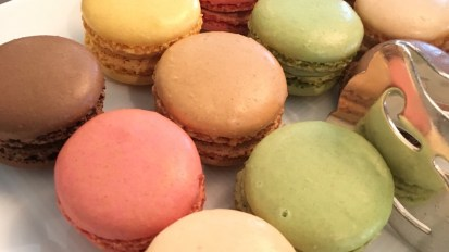 Macaroons in Washington