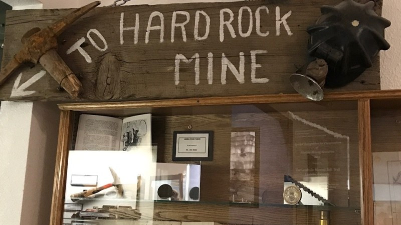 Mining For Silver in Leadville, Colorado
