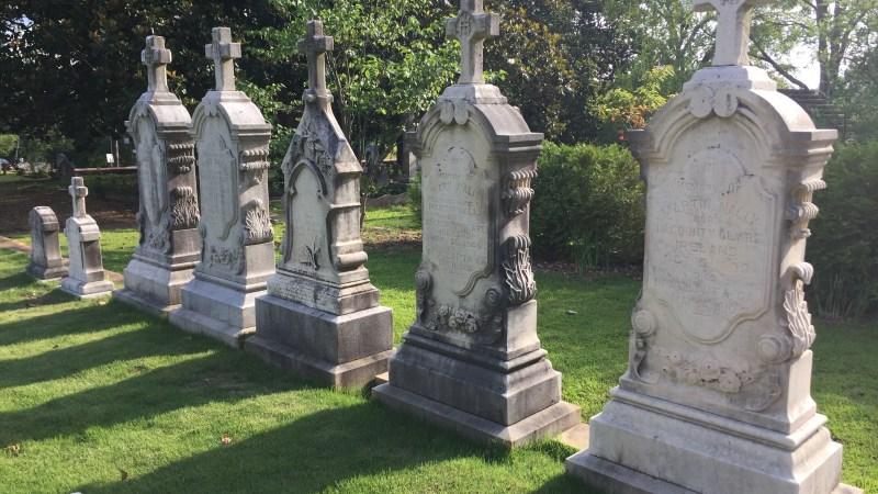 Oakland Cemetery Atlanta