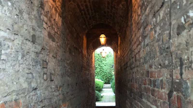 Ghost walk in… New York