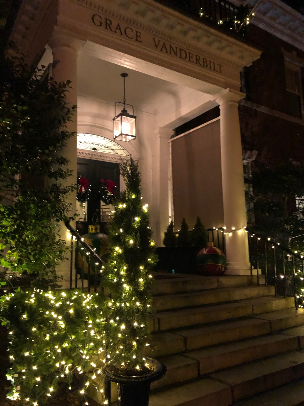 Grace Vanderbilt Restaurant, Newport