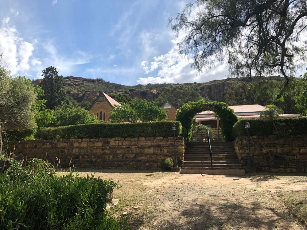 Monastery Lesotho