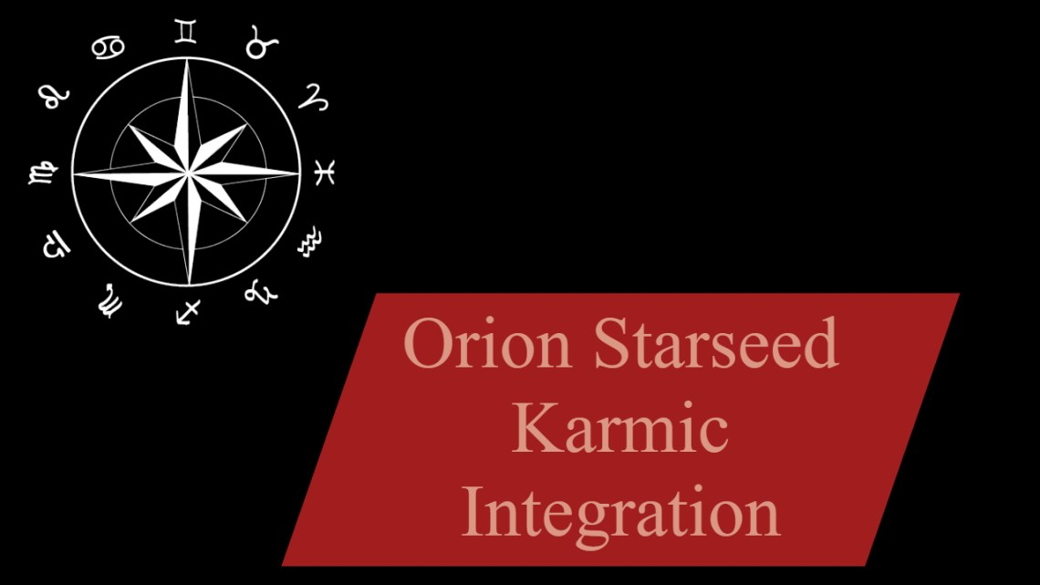 orion starseed karma