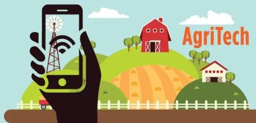 Agricultural startups