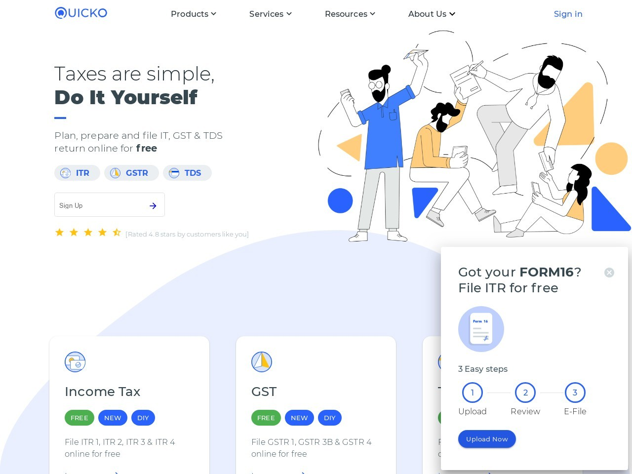 Pitch for Quicko - The Startup Pitch