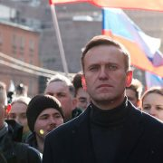 German doctors treating Russian opposition leader Alexei Navalny (pictured) have contacted Bulgarian colleagues amid suspicions he was poisoned with the same mysterious toxin used on an arms dealer