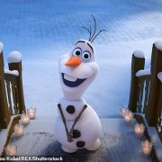 Spin-off: Disney has announced a new Frozen animated short that will star uncover the origins of the film