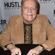 Larry Flynt, the 77-year-old publisher of Hustler, attacked Jerry Falwell Jr on Monday