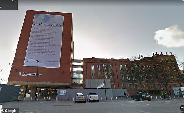 Nearly 500 people have tested positive for coronavirus at the University of Sheffield (pictured) in a mass outbreak of the disease