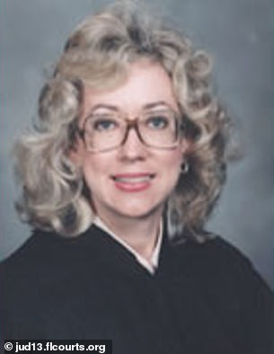 'I was the administrative judge of probate court for 12 years and it's the only case I've ever had where this happened, where we didn't have a dead body,' she said