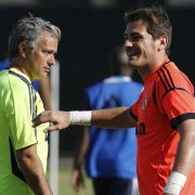 Iker Casillas details kind Jose Mourinho gesture as pair's famous feud forgotten