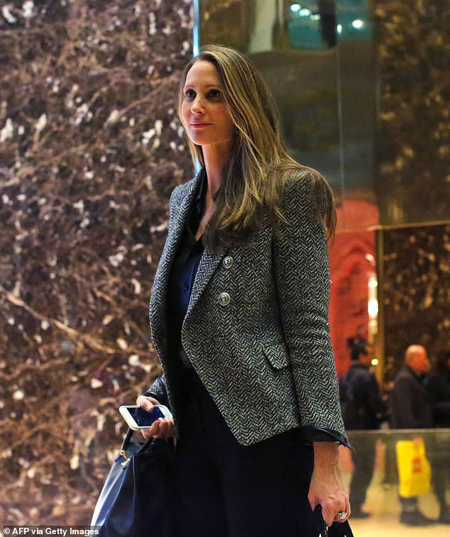 Winston Wolkoff's tenure at the White House ended in early 2018 after it was disclosed that her company had received $26 million to help plan Trump's inauguration in January 2017