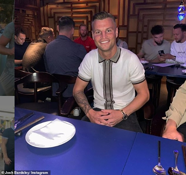 Josh Bardsley entered Rooney's home to deliver a watch despite Test and Trace contacting him