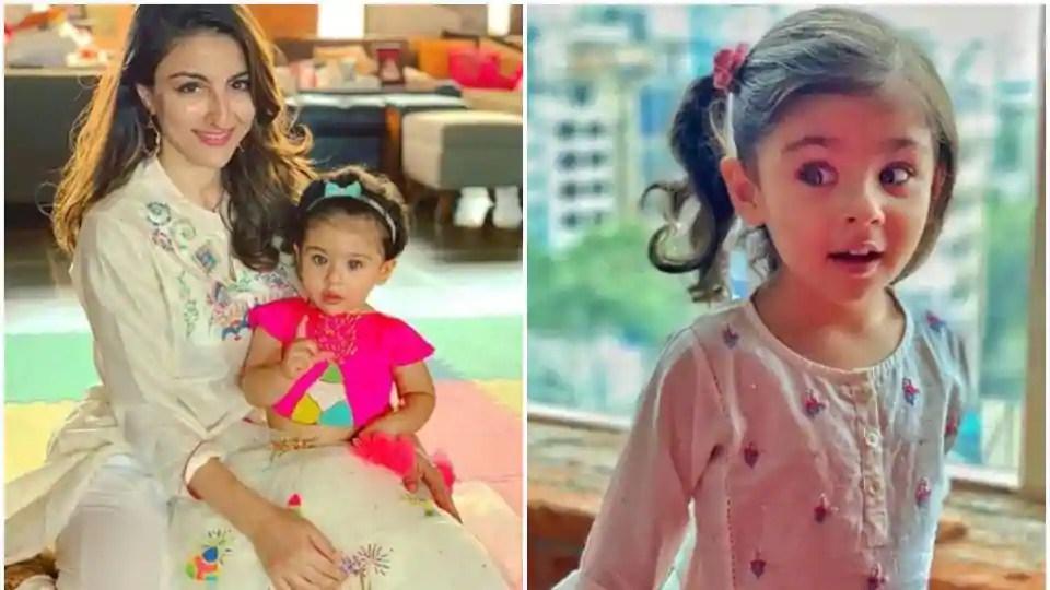Happy birthday Soha Ali Khan: Actor's most adorable Instagram updates, featuring daughter Inaaya
