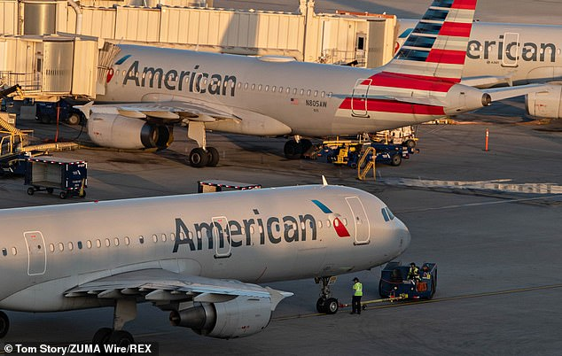 Airlines report that they are experiencing a drop in bookings and a spike in canceled reservations for the holidays as the CDC advised Americans not to travel for Thanksgiving