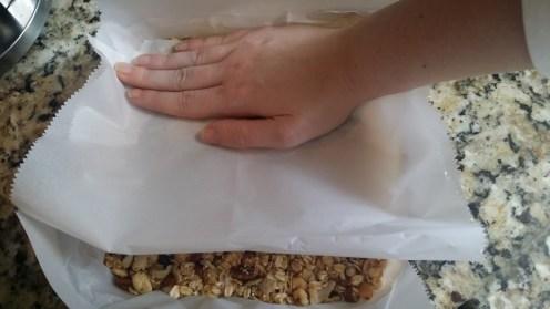 nut bars press