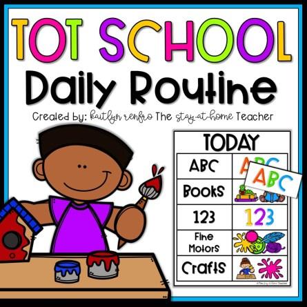 Preschool Daily Routine