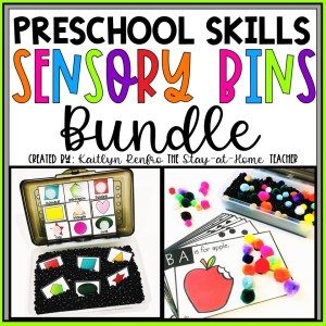 Homeschool Preschool Resources