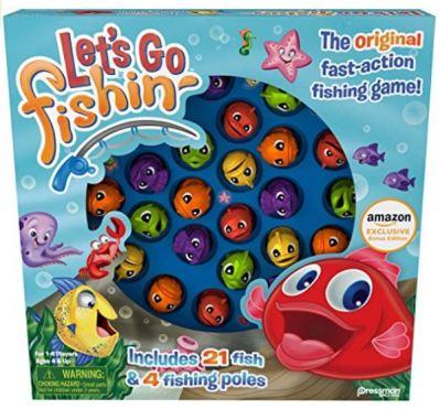 Go Fishin