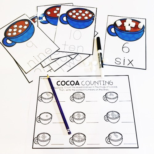 Cocoa Counting