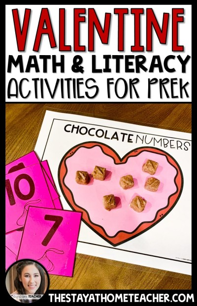 2Valentine Math and Literacy3