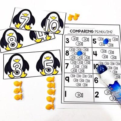 Penguin Comparing