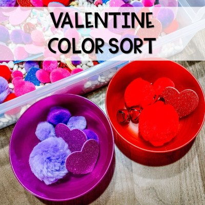 Valentine Color Sort