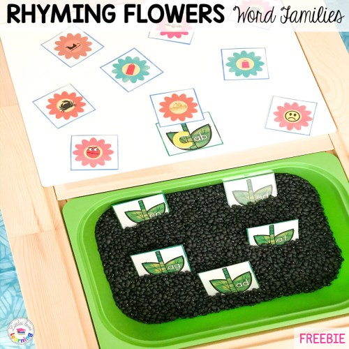 Erin - Rhyming Flowers