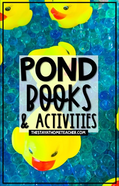 Pond Books and Activities