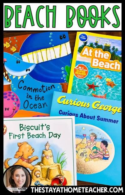 beach book recomnedations