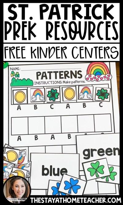 Free Kindergarten Centers