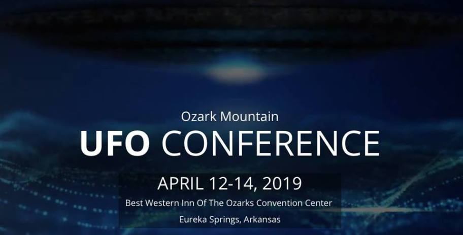 32nd Annual Ozark Mountain UFO Conference