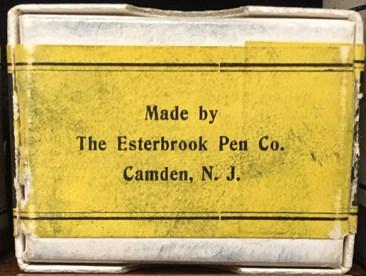 Standard Railroad box back
