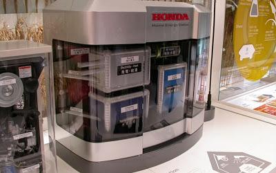Honda HES 1