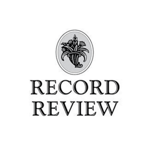 Record Review logo with link to article