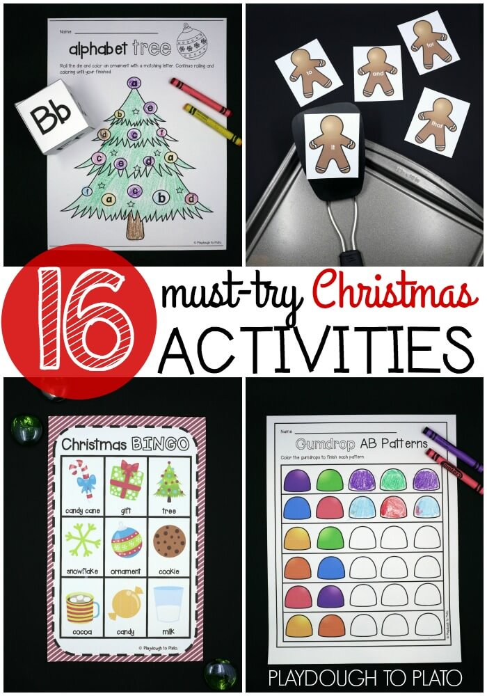 Gingerbread Ten Frame Printables The Stem Laboratory
