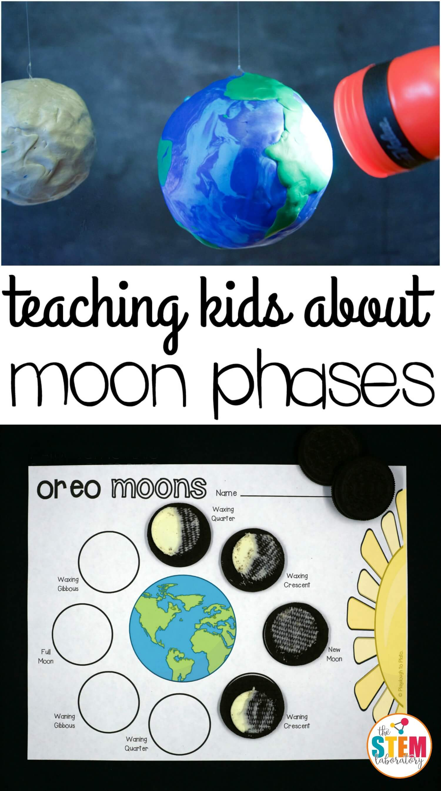 Moon Phases Worksheet Second Grade