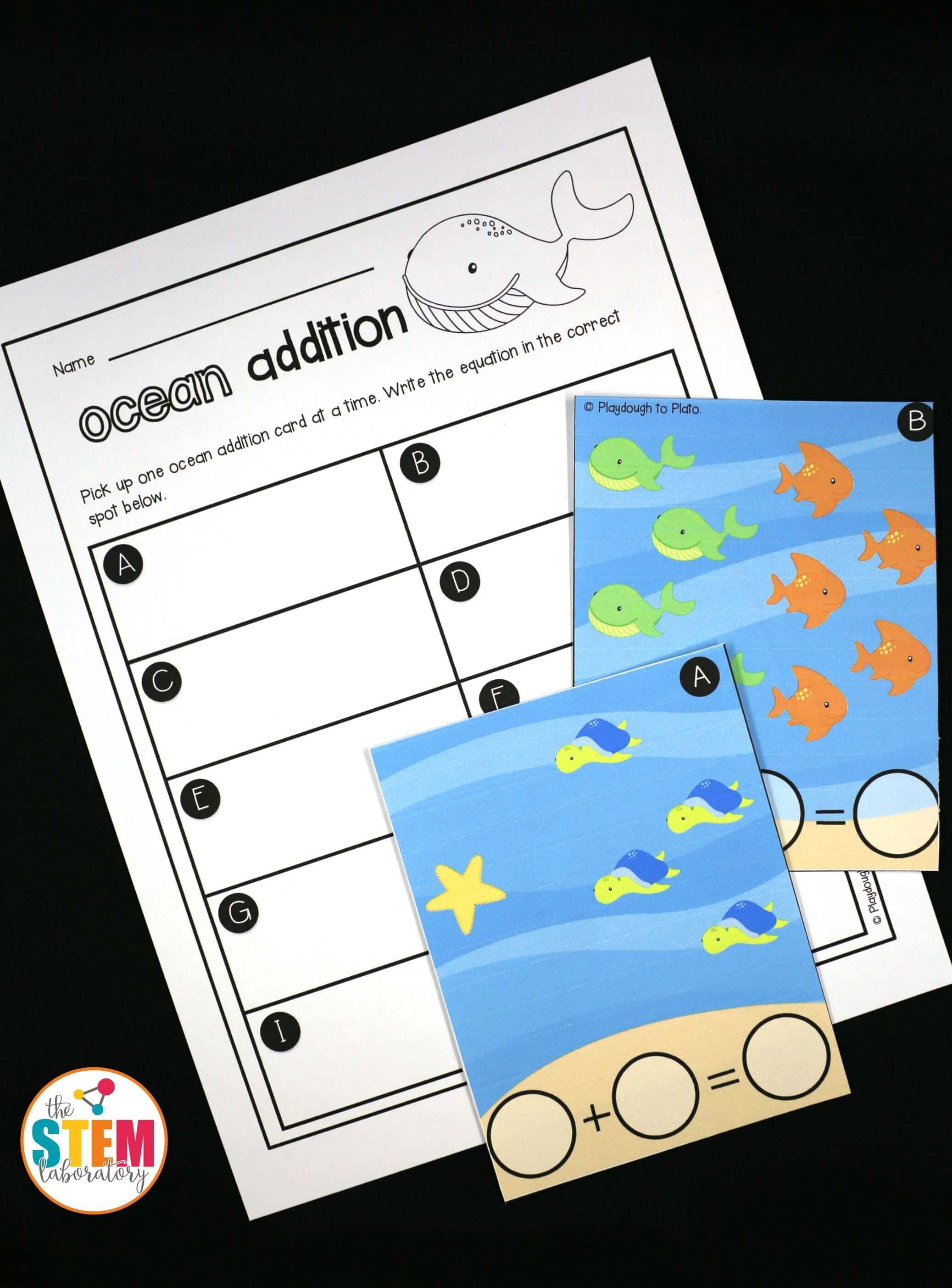 Ocean Addition Activity