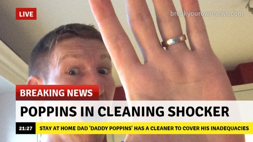 breaking news poppins has cleaner