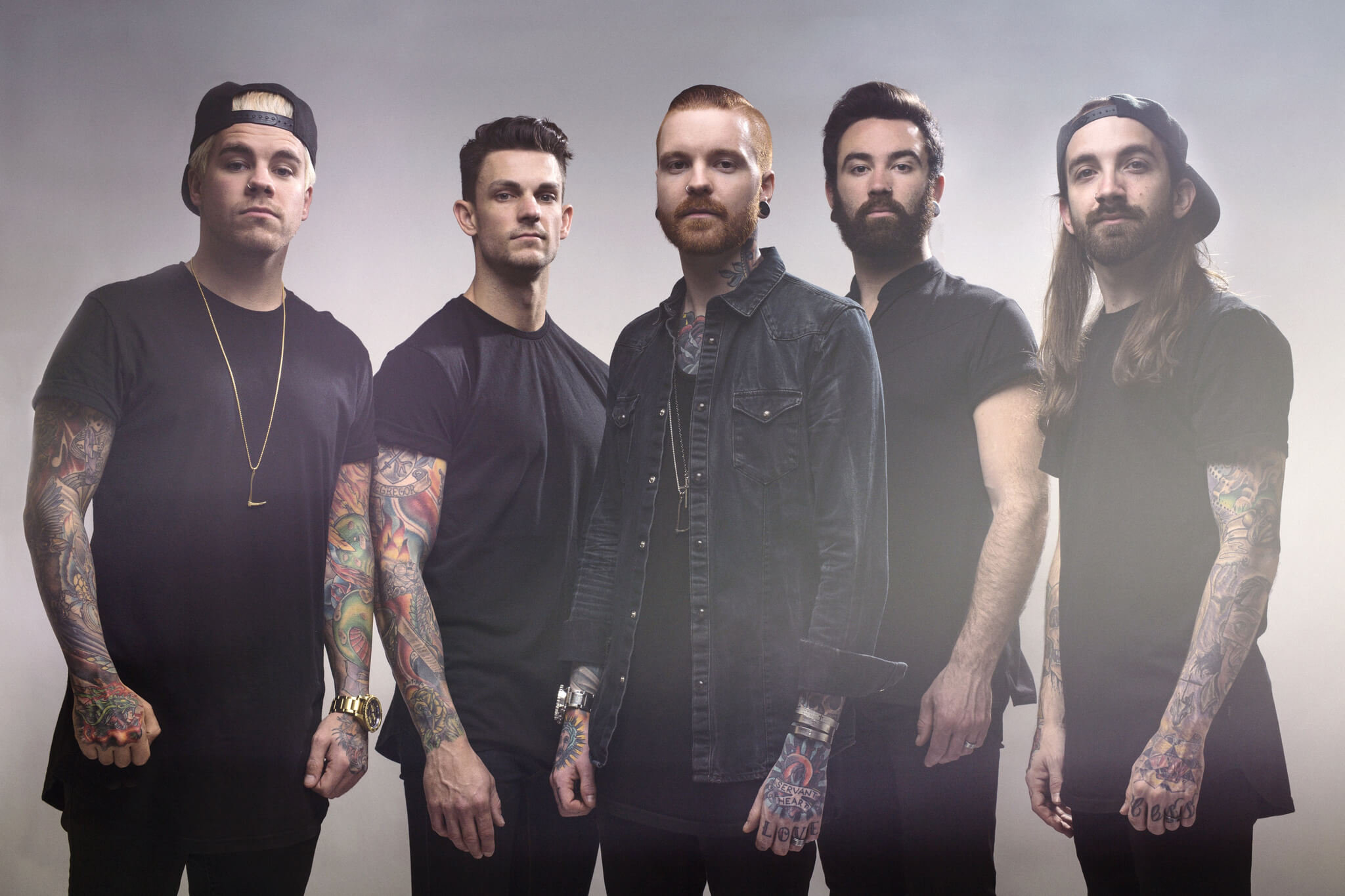 with special guests.. MEMPHIS MAY FIRE