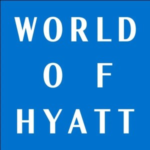New World of Hyatt Logo